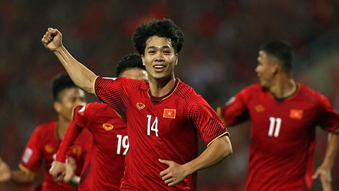 ĐT Việt Nam bất bại ở thủ đô Hà Nội dưới thời ông Park Hang Seo