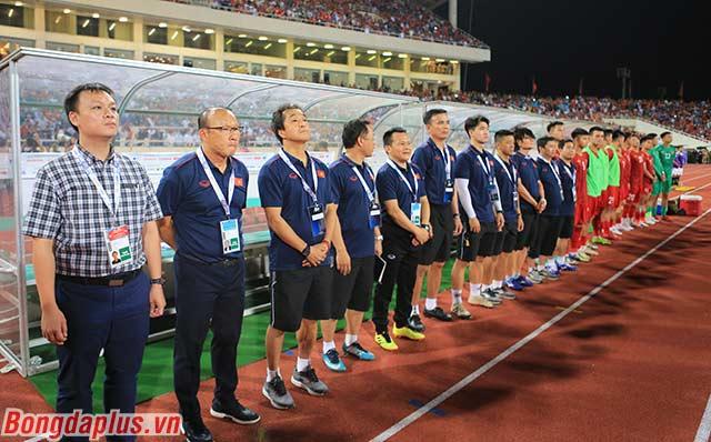 Đội tuyển Việt Nam hướng đến mục tiêu giành chiến thắng trước Malaysia
