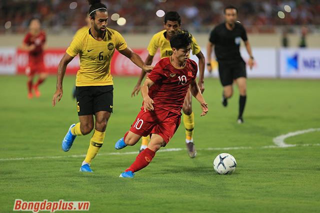 Việt Nam 1-0 Malaysia: Chiến thắng thuyết phục