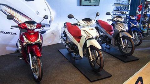 Honda Wave 125i 2019 nhập Thái đẹp mê ly, có giá bán ra sao trong tháng 10?