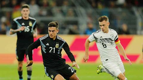Kimmich tự hào trở thành đội trưởng của ĐT Đức