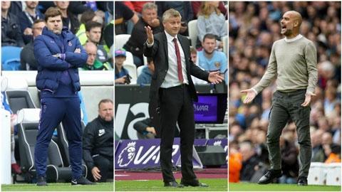 M.U, Man City, Tottenham & 3 cuộc khủng hoảng khác nhau