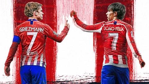 Felix vs Griezmann: Ai khởi đầu tốt hơn tại Atletico?