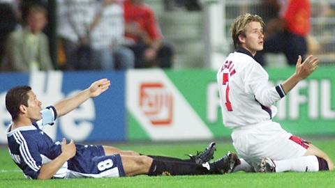 David Beckham & năm 1998 tăm tối,  đầy ám ảnh
