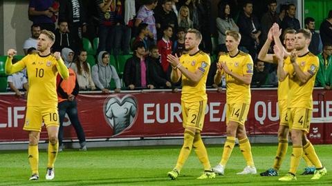 Nhận định trận đấu Andorra vs Moldova, 01h45 ngày 12/10