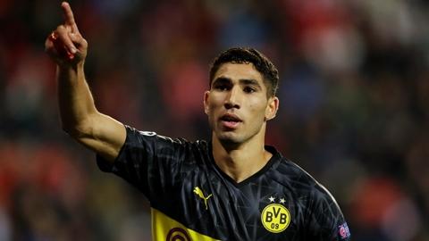 Achraf Hakimi: 'Đừng bỏ qua Real, vì họ sẽ lại vô địch Champions League'