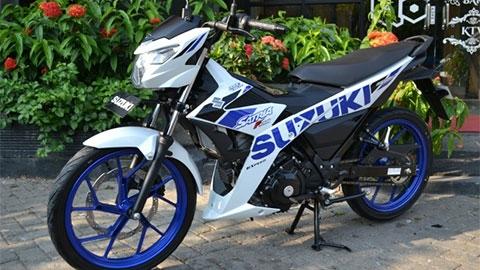 Suzuki Satria F150 2020 giá rẻ bất ngờ khiến Honda Winner X, Yamaha Exciter 'choáng váng'