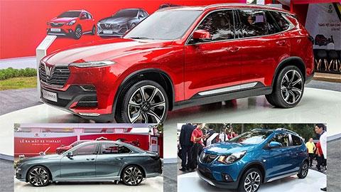 VinFast sẽ 'ngồi chung mâm' với Toyota, Honda, Ford ở VAMA