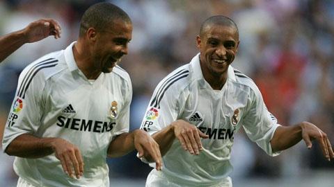 Carlos: 'Tôi ngủ với Ronaldo nhiều hơn vợ'