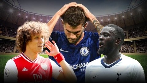 10 tân binh gây thất vọng nhất  Premier League 2019/20