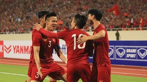 ĐT Việt Nam & sân khấu lớn World Cup