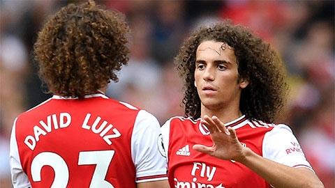Cựu sao Arsenal xem trọng Guendouzi và Luiz hơn cả Aubameyang