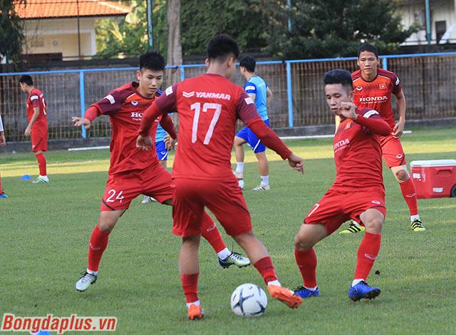Đội tuyển Việt Nam đang có sự tự tin cao khi giành được 4 điểm sau 2 lượt trận