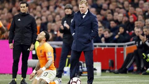 Vì sao Hà Lan hay bị dẫn trước?