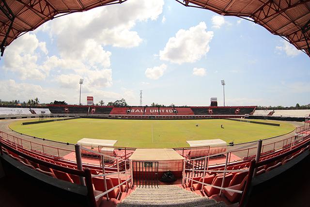 Kapten I Wanya Diptan là địa điểm tổ chức trận đấu giữa Indonesia và Việt Nam