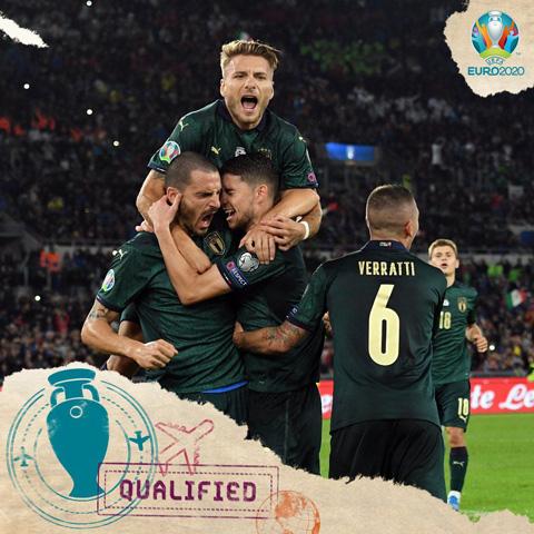 Chuyên gia bong99 dự đoán Mancini tự tin tới VCK EURO 2020, sắp lập cột mốc vĩ đại