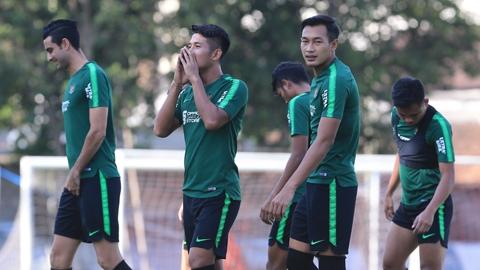 ĐT Indonesia đang rối như tơ vò trước trận gặp Việt Nam