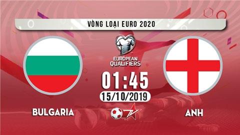 Pháp, Bồ Đào Nha và Anh sẽ giành vé dự VCK Euro 2020 ? Trực tiếp trên VTVcab và ON