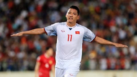 ĐT Việt Nam mặc bộ đồ may mắn đấu với Indonesia