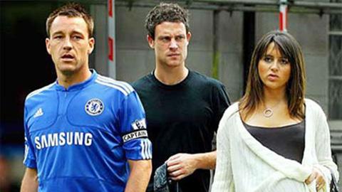 Scandal tình ái nổi tiếng của Terry và vợ Bridge năm 2010