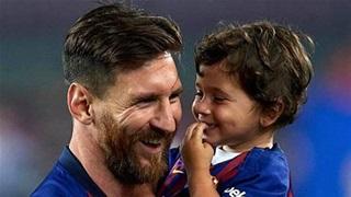 Messi sẽ trở lại ĐT Argentina vào tháng 11 tới