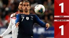 Pháp 1-1 Thổ Nhĩ Kỳ(Vòng loại Euro 2020)