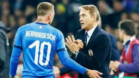 Mancini sẽ cùng ĐT Italia đến World Cup 2022
