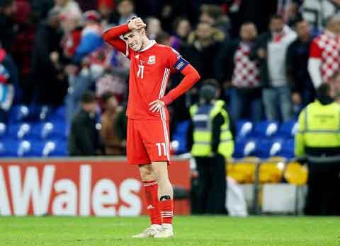 Real tá hỏa vì chấn thương của Modric và Bale