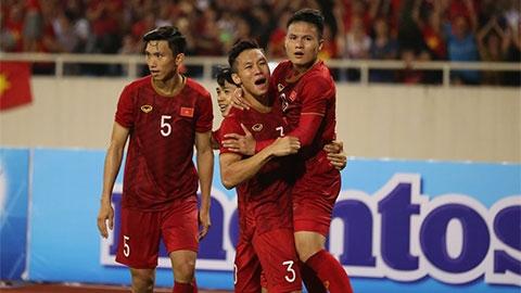 Soi kèo, dự đoán kết quả bóng đá ngày 15/10: ĐT Việt Nam quyết thắng
