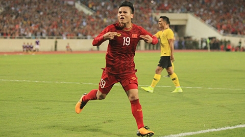 Dự đoán đội hình Việt Nam vs Indonesia: Quang Hải sẽ đá thay Tuấn Anh?