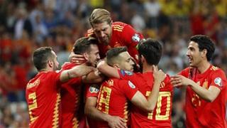 14 cầu thủ đã chắc suất ở ĐT Tây Ban Nha