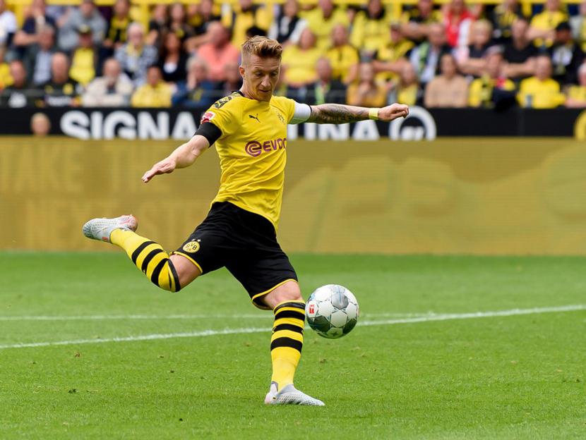Tiền vệ: Marco Reus (30 tuổi, Dortmund, 50 triệu euro)