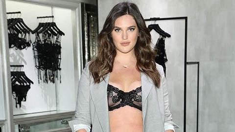 Victoria's Secret gây sốc khi ký hợp đồng với người mẫu béo