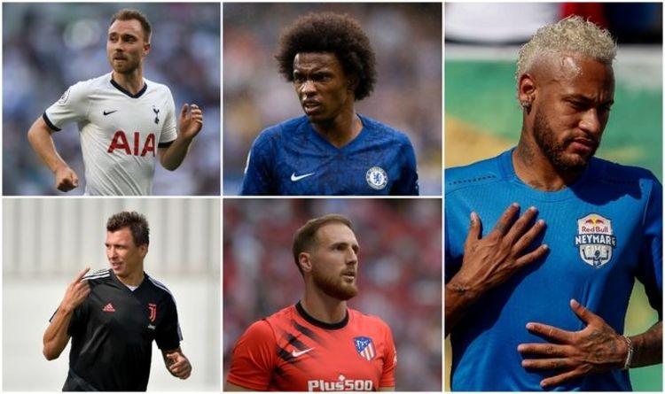 26 cầu thủ M.U có thể mua với giá rẻ trong tháng 1/2020