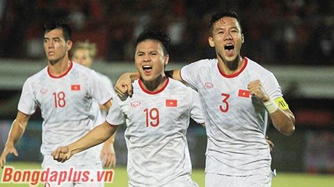 Việt Nam đứng trước thành tích chưa từng có ở vòng loại World Cup