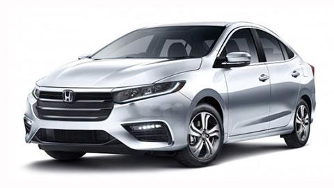 Honda City 2020 với động cơ turbo sắp ra mắt, quyết đấu Toyota Vios, Hyundai Accent