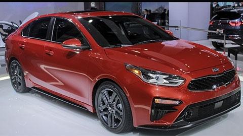 Kia Cerato 2019 giá rẻ, đe dọa ngôi vương của Mazda 3