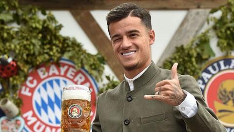 Coutinho không còn tương lai ở Barca