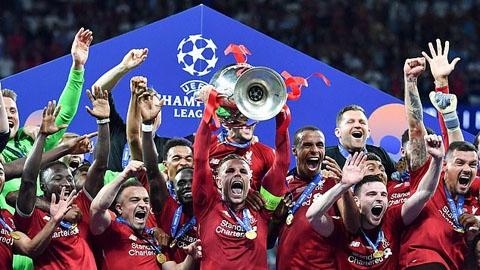 Ngoại hạng Anh không mất suất thứ 4 ở Champions League