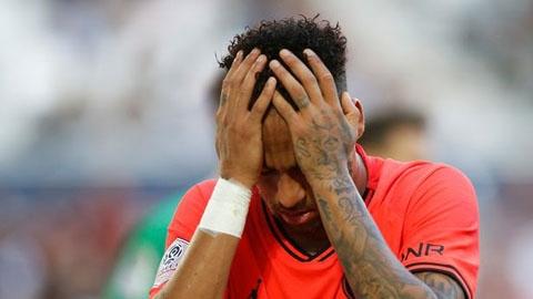 M.U bỏ qua cơ hội chiêu mộ Neymar