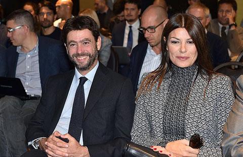 chủ tịch Andrea Agnelli của Juventus từng đề xuất cải tổ Champions League nhưng không được chấp thuận