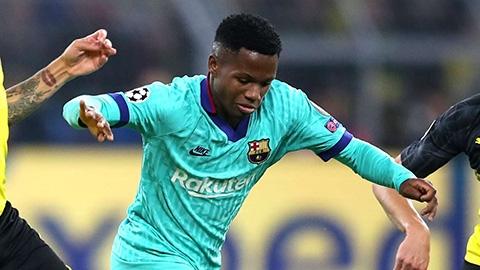 Ansu Fati được tiền bối ủng hộ dự EURO 2020