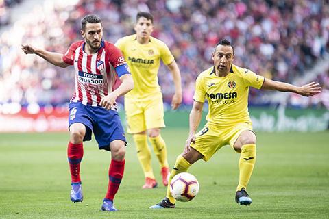 BTC La Liga muốn đưa trận đấu giữa Villarreal và Atletico tới Mỹ