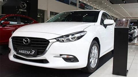 Mazda 3, Toyota Corolla Altis, Kia Cerato 2019 giảm giá mạnh cuối tháng 10