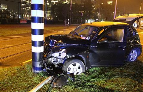 Tai nạn 2 năm trước của Aguero