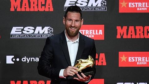 Messi phát biểu khiến Ronaldo và Ibra chột dạ