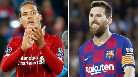 Messi tiết lộ 3 lý do khiến Van Dijk là đối thủ khó xơi nhất