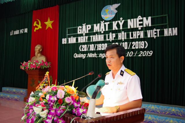 Thượng tá Trần Kim Tuyến, Bí thư Đảng ủy, Chính ủy Lữ đoàn