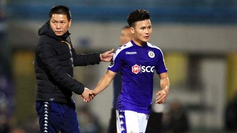 Cầu thủ Hà Nội FC cần được nghỉ ngơi