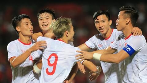 Bùi Tiến Dũng: 'Thầy Park đã thay đổi cách chơi của từng  cầu thủ'